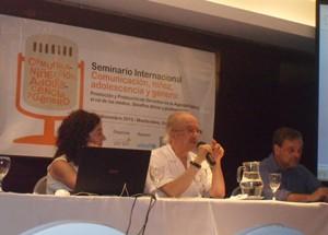 """Seminario Internacional """"Comunicación, niñez, adolescencia y género"""""""