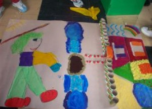 Proniño-Abrojo: Encuentro de integración familiar
