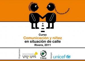 Curso Comunicación y niñez en situación de calle