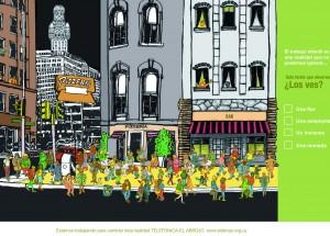 1ª Campaña frente al trabajo infantil nocturno en bares y restaurantes